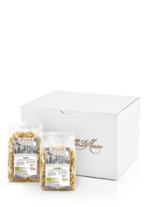 Box degustazione grani antichi siciliani pasta